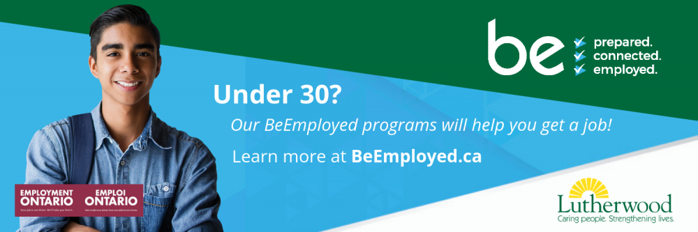 Be Employed Website