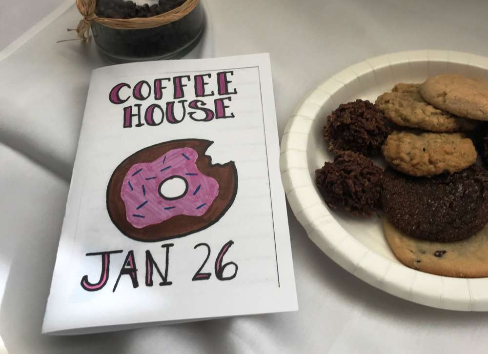 Coffee House Program