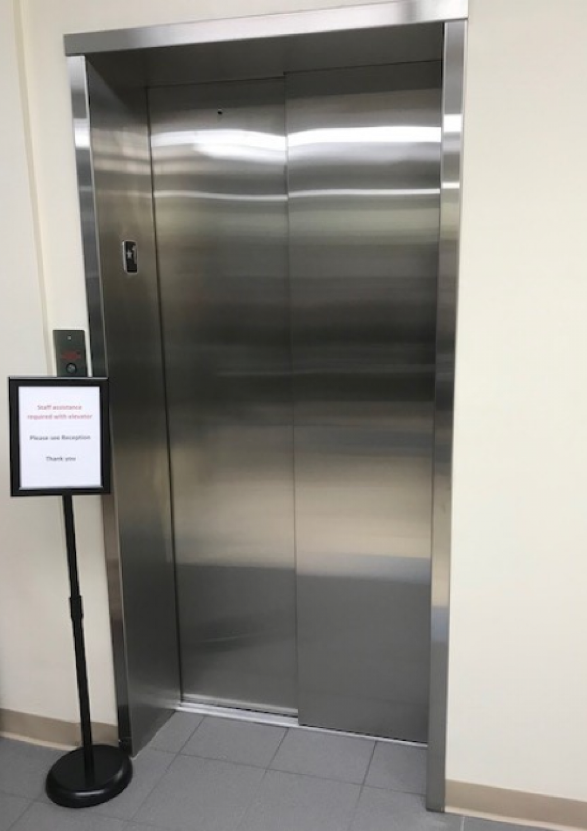 New Elevator In Cambridge