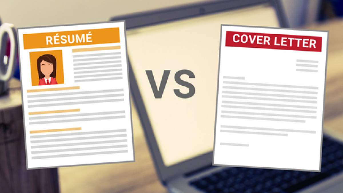 What is the difference between a r sum and a cover letter for What is the difference between cv and cover letter