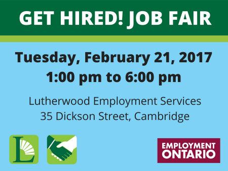 Get Hired Job Fair Feb 2017