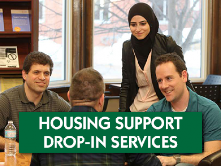 Housing Support Drop In