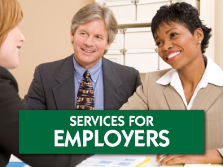 Services For Employers Button