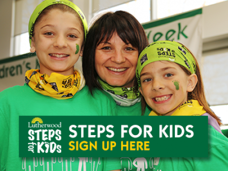 Steps For Kids Website