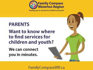 Family Compass Square Ad