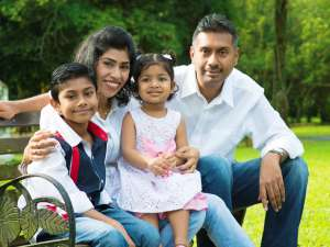Immigrant Family Small