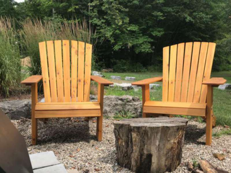 Muskoka Chairs Offer Lessons in Life