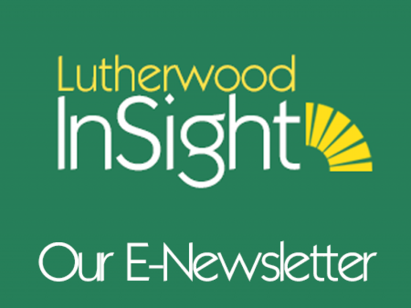 InSight E-Newsletter